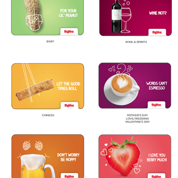 Hy-Vee Gift Cards