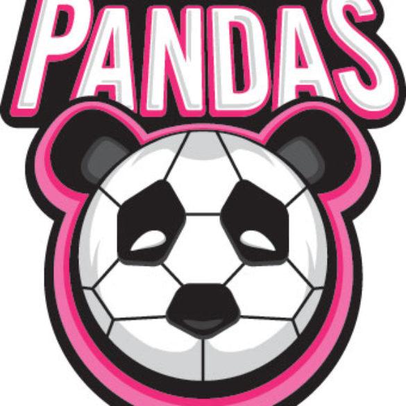 Pink Pandas logo