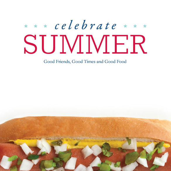 Celebrate Summer Store Banners